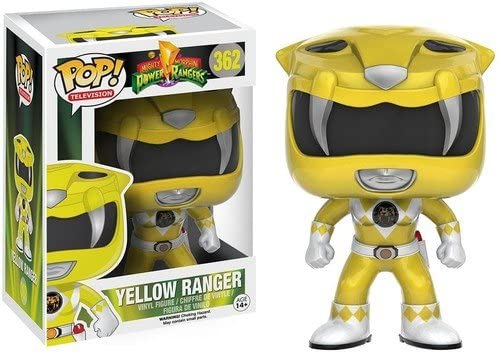 POP! FUNKO 362 YELLOW RANGER