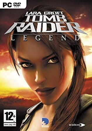 LARA CROFT TOMB RIDER LEGEND PC EDIZIONE ITALIANA (4590448869430)