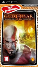 GOD OF WAR CHAINS OF OLIMPUS ESSENTIALS PSP EDIZIONE ITALIANA
