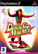 DANCING STAGE MEGAMIX PLAYSTATION 2 NUOVO ITALIANO (4525316735030)