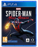 MARVEL'S SPIDER-MAN MILES MORALES PLAYSTATION 4 EDIZIONE ITALIANA