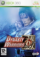 DYNASTY WARRIORS 6 XBOX 360 EDIZIONE ITALIANA (4574303256630)