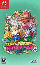 PENNY PUNCHING PRINCESS NINTENDO SWITCH EDIZIONE AMERICANA