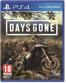 DAYS GONE PLAYSTATION 4 EDIZIONE REGNO UNITO