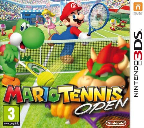 MARIO TENNIS OPEN NINTENDO 3DS EDIZIONE EUROPEA MULTILINGUA ITALIANO