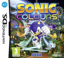 SONIC COLOURS NINTENDO DS EDIZIONE EUROPEA MULTILINGUA ITALIANO