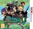 ETRIAN ODISSEY IV LEGENDS OF THE TITAN NINTENDO 3DS EDIZIONE REGNO UNITO