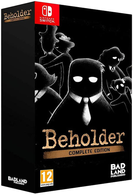 Beholder: Complete Edition Collector's Edition - Nintendo Switch [Edizione: Regno Unito] (4907373527094)