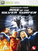 FANTASTIC FOUR RISE OF THE SILVER SURFER XBOX 360 EDIZIONE REGNO UINITO (4574386421814)