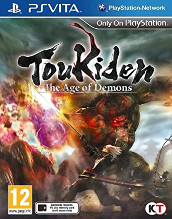 TOUKIDEN THE AGE OF DEMONS PS VITA EDIZIONE REGNO UNITO (4552034746422)