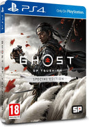 GHOST OF TSUSHIMA SPECIAL EDITION [STEELBOOK EDITION] PLAYSTATION 4 EDIZIONE REGNO UNITO