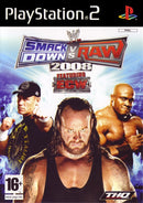SMACK DOWN VS RAW 2008 PLAYSTATION 2 EDIZIONE ITALIANA (4525880541238)