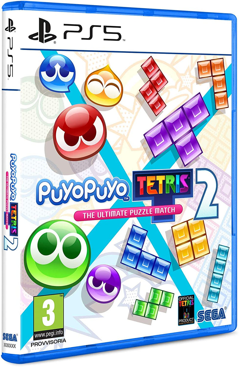Puyo Puyo Tetris 2 - Limited Edition Playstation 5 Versione Italiana