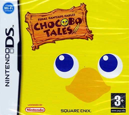 FINAL FANTASY FABLES CHOCOBO TALES NINTENDO DS EDIZIONE ITALIANA (4578105163830)