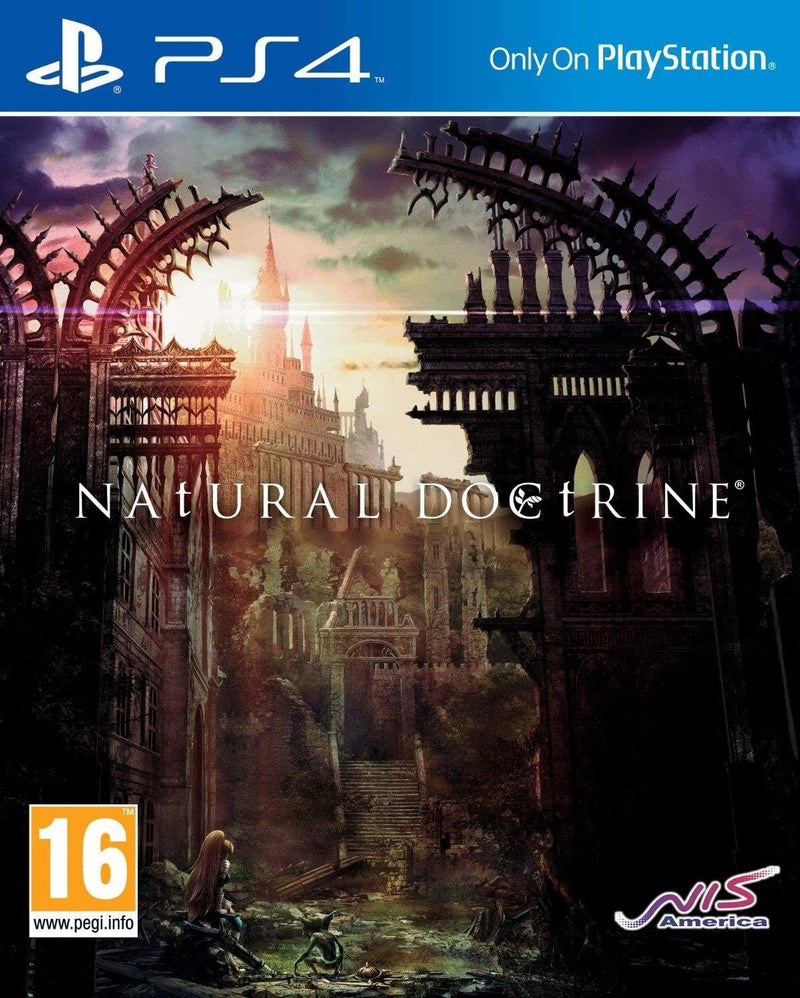 NATURAL DOCTRINE PLAYSTATION 4 EDIZIONE REGNO UNITO