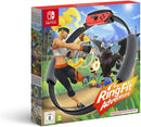 Ring Fit Adventure Nintendo Switch Edizione Europea (4635504771126)