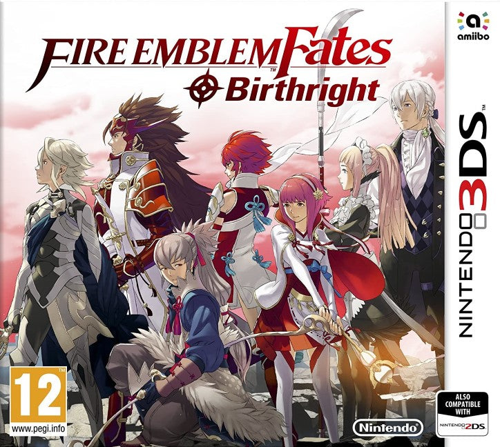 FIRE EMBLEM FATES BRIGHTRIGHT NINTENDO 3DS EDIZIONE EUROPEA MULTILINGUA ITALIANO (4568042504246)