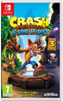 CRASH BANDICOOT N SANE TRILOGY NINTENDO SWITCH EDIZIONE REGNO UNITO (4529551179830)