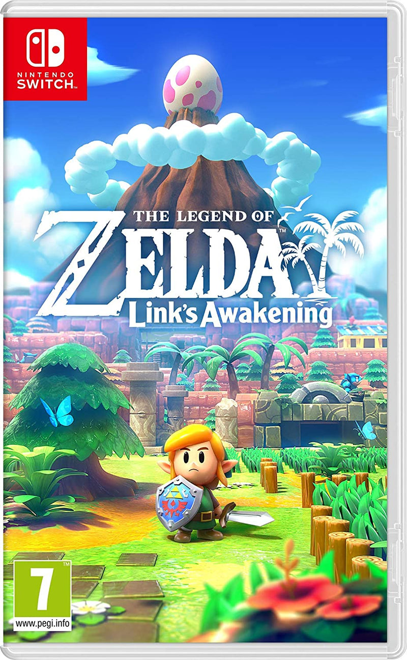 THE LEGEND ZELDA LINK'S AWAKENING NINTENDO SWITCH EDIZIONE ITALIANA (4531428065334)