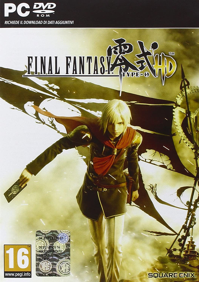 FINAL FANTASY TIPE-0 HD PC EDIZIONE ITALIANA (4590417903670)