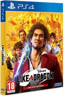 Yakuza: Like a Dragon - Day Ichi Edition Playstation 4 Edizione EU
