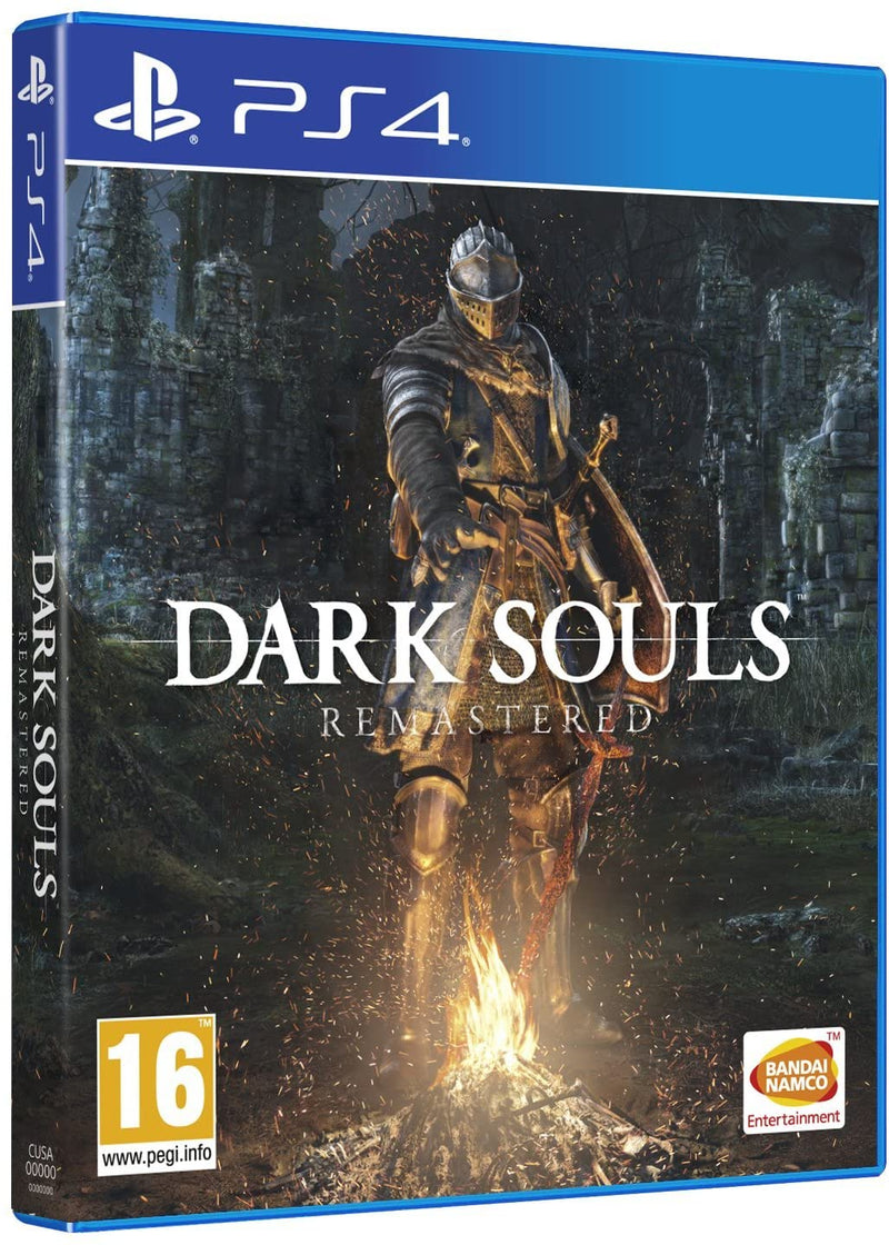 DARK SOULS REMASTERED PLAYSTATION 4 EDIZIONE REGNO UNITO (4550076399670)