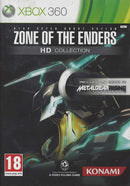 ZONE OF THE ENDERS HD COLLECTION XBOX 360 EDIZIONE ITALIANA (4575103713334)