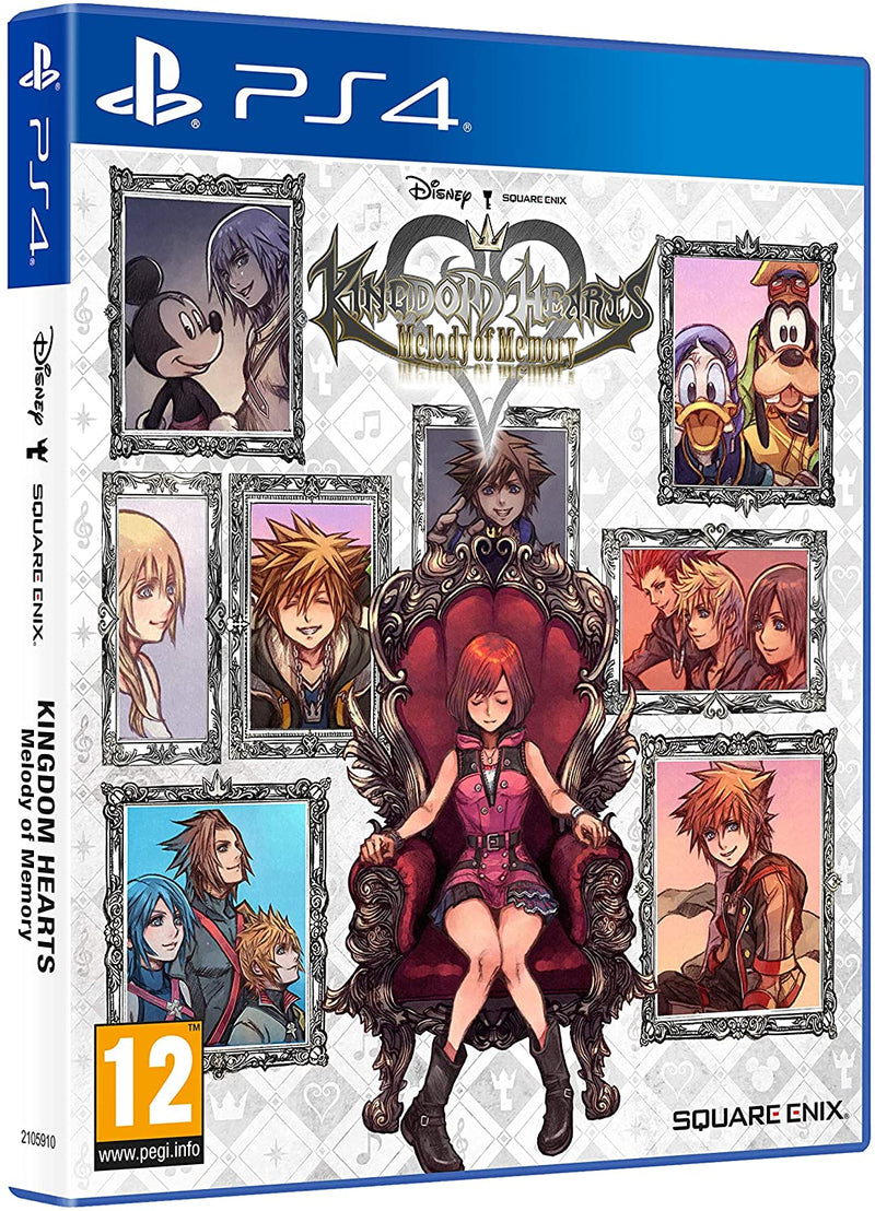 Kingdom Hearts - Melody Of Memory Playstation 4 Edizione Europea