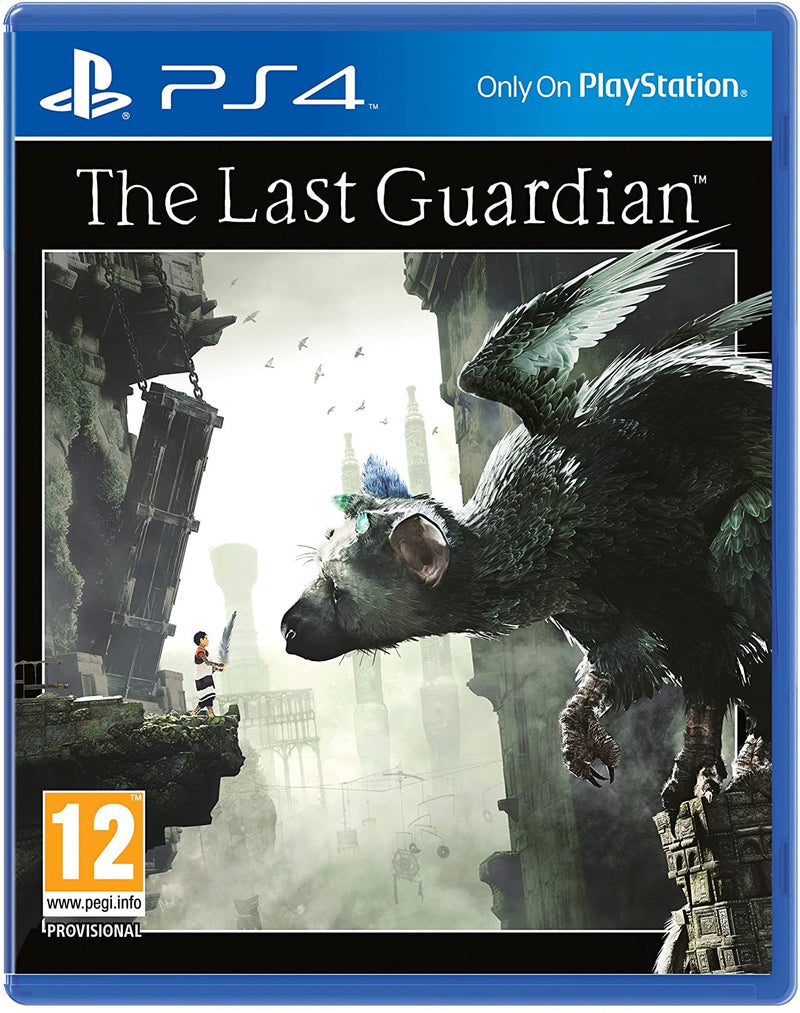 THE LAST GUARDIAN PLAYSTATION 4 EDIZIONE REGNO UNITO (4551581270070)