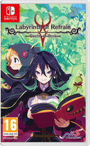 LABYRINTH OF REFRAIN: COVEN OF DUSK NINTENDO SWITCH EDIZIONE ITALIANA (4534831611958)