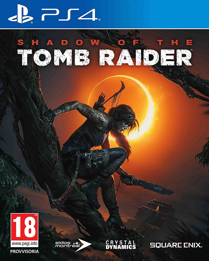 SHADOW OF THE TOMB RAIDER PLAYSTATION 4 VERSIONE ITALIANA (4549877858358)