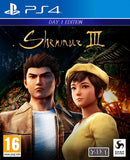 SHENMUE III DAY 1 EDITION - PLAYSTATION 4 VERSIONE ITALIANA