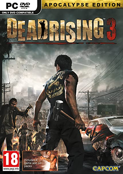 DEADRISING 3 APOCALYPSE EDITION PC EDIZIONE ITALIANA