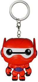 POP! POCKET KEYCHAIN  ARMORED  BAYMAX (4582926778422)