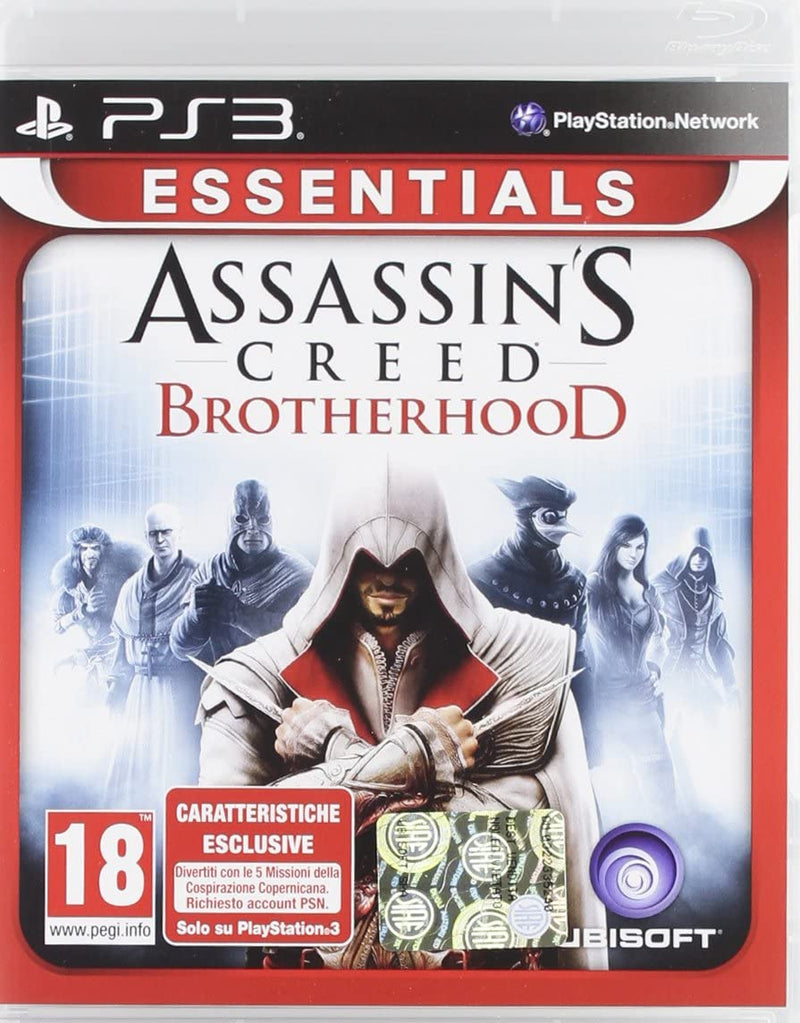 ASSASSIN'S CREED BROTHERHOOD PS3 (versione italiana)