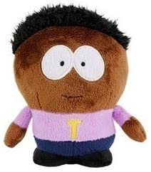 PELUCHE SOUTH PARK BLACK (14cm) (4586247258166)