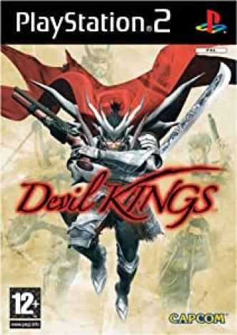 DEVIL KINGS PLAYSTATION 2 EDIZIONE ITALIANA (4525926645814)