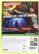 DMC DEVIL MAY CRY XBOX 360 COMPLETAMENTE IN ITALIAN0