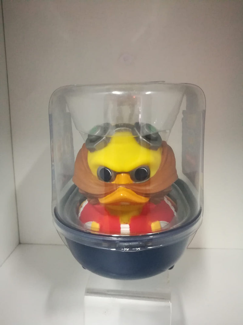 SONIC THE HEDGEHOG DR EGGMAN TUBBZ COLLECTIBLE DUCK