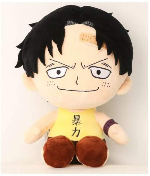 PELUCHE ONE PIECE ACE (25cm)
