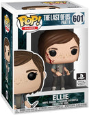 POP! FUNKO THE LAST OF US PART 2 -ELLIE-601