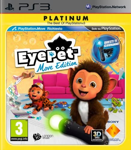 EYEPET MOVE EDITION PS3 (4633555140662)