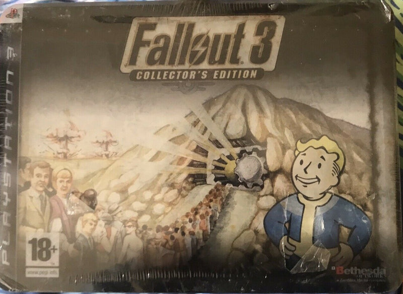 FALLOUT 3 COLLECTOR'S EDITION PLAYSTATION 3 EDIZIONE ITALIA (4555643093046)