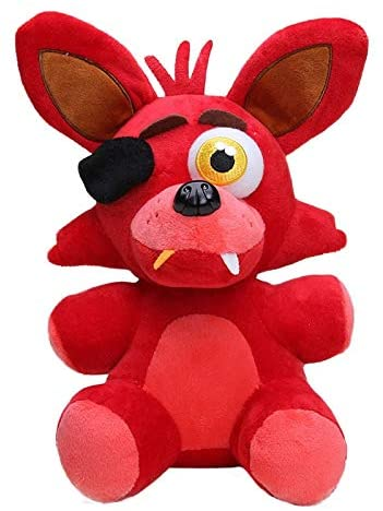 PELUCHE FIVE NIGHTS AT FREDDY'S  FOXY (25cm)