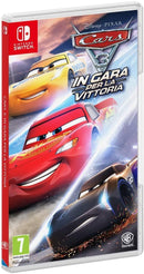 CARS 3 :IN GARA PER LA VITTORIA NINTENDO SWITCH (versione italiana)