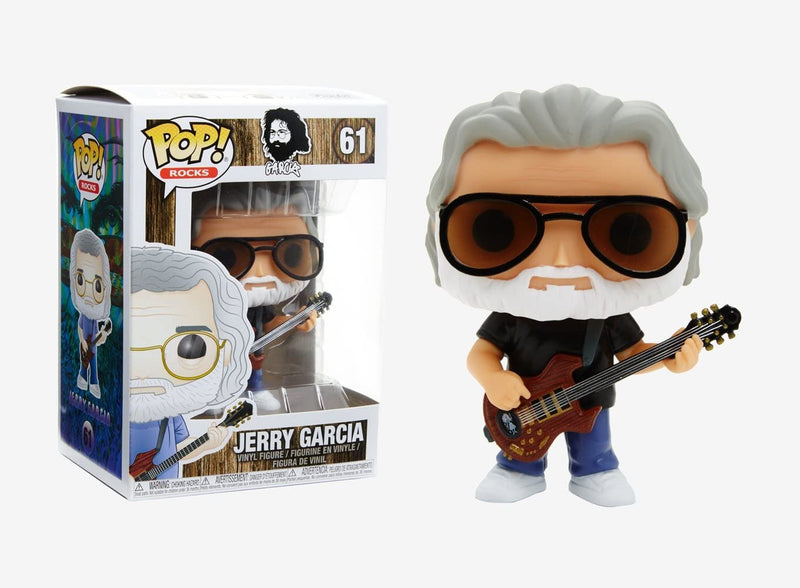 POP! FUNKO 61 JERRY GARCIA