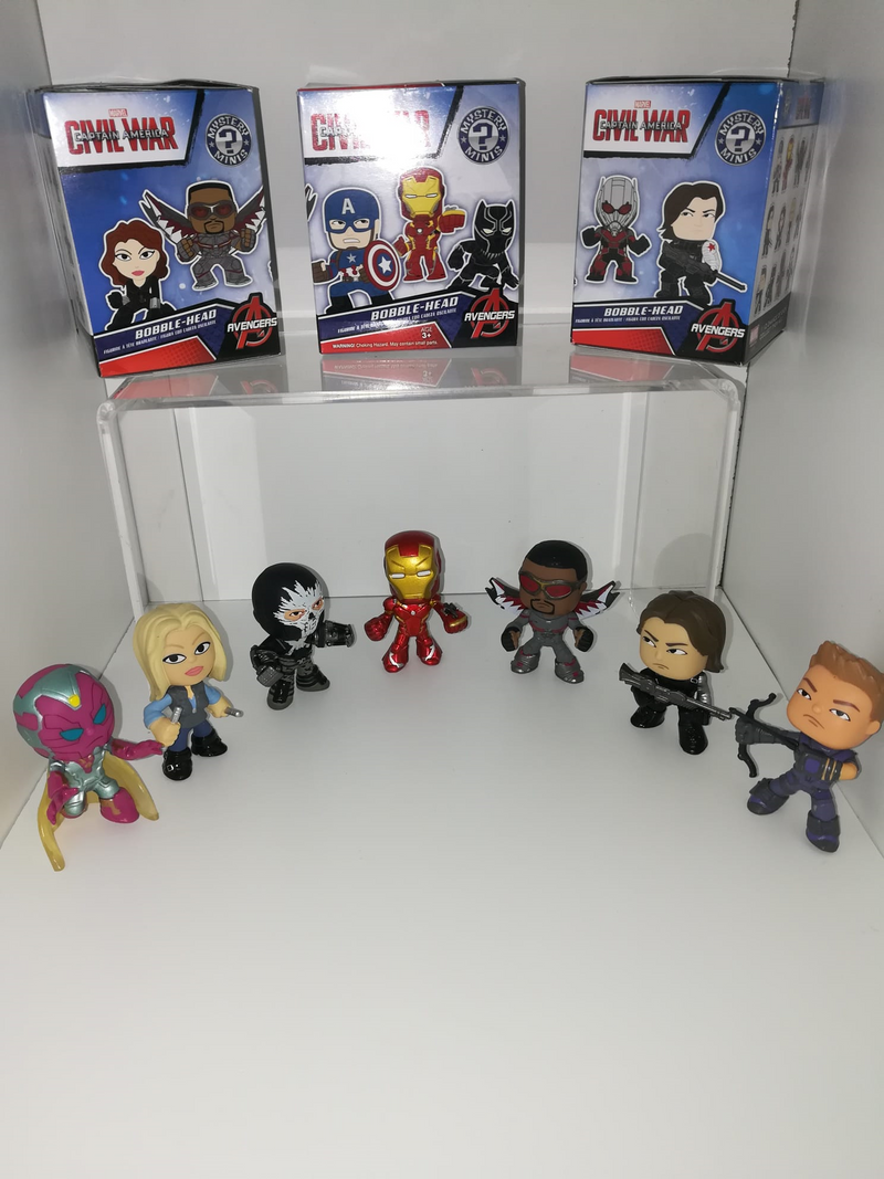 AVENGERS CIVIL WAR (6cm) (4590434910262)