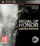 MEDAL OF HONOR LIMITED EDITION PS3 (completamente in italiano)