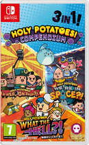 Holy Potatoes Compendium Nintendo Switch Edizione Regno Unito