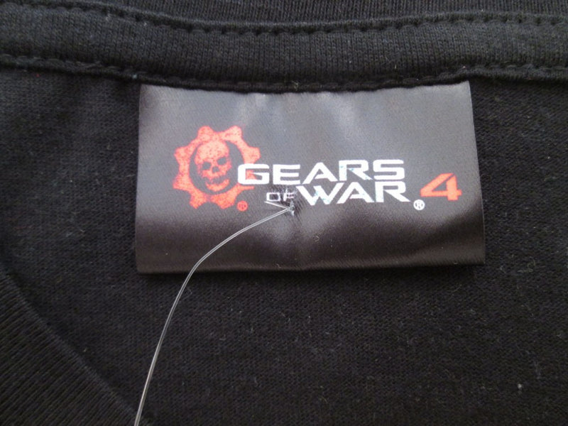 T-Shirt Gears of War Logo (4538950549558)